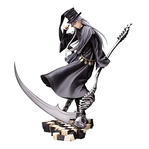 DWWSP Statue Toy Circus Undertaker Bild Figur Black Butler Buch - hohe 8,26 Zoll Spielzeug Statue