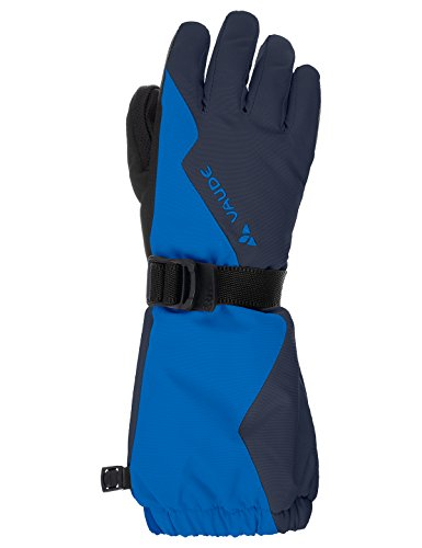 VAUDE Kinder Handschuhe Snow Cup Gloves, radiate blue, 4, 05262