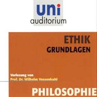 Ethik. Grundlagen Titelbild