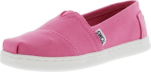 TOMS Unisex-Kinder Alpargata Classic Espadrilles, Pink (Bubblegum Pink Canvas 650), 36.5 EU