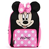 Personalized Licensed Character Backpack - 16 Inch (Minnie Mouse's We've Got Ears, Say Cheers)