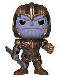 Popsplanet Funko Pop! Marvel – Los Vengadores Endgme – Thanos (Endgame) (10-inch) – Exclusive to Spe...