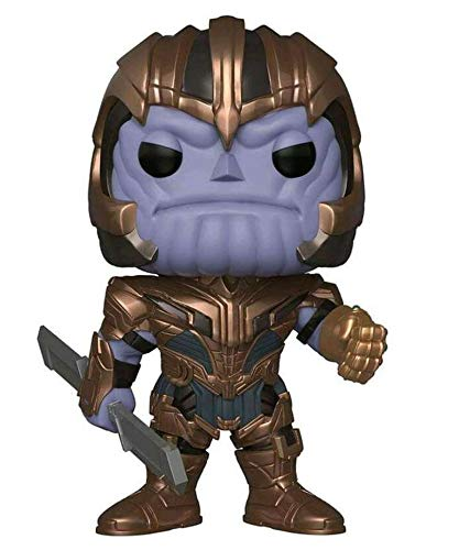 Popsplanet Funko Pop! Marvel – Los Vengadores Endgme – Thanos (Endgame) (10-inch) – Exclusive...