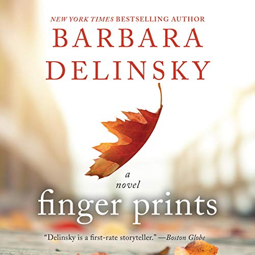 Finger Prints audiobook cover art