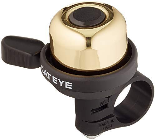CatEye PB-1000 Sonnette Mixte Adulte, Or, Taille Unique