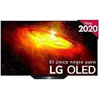 "LG OLED55B9S-ALEXA - Smart TV 4K OLED 139 cm (55"") con Inteligencia Artificial, Procesador Inteligente α7 Gen2, Deep Learning, 100% HDR, Dolby Vision/Atmos, HDMI 2.1"