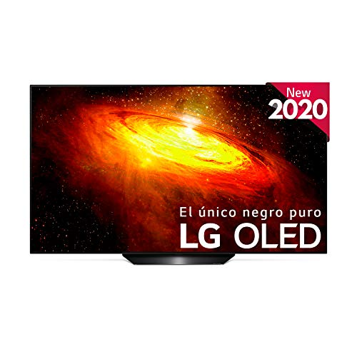 "LG OLED55B9S-ALEXA - Smart TV 4K OLED 139 cm (55"") con Inteligencia Artificial, Procesador Inteligente α7 Gen2, Deep Learning, 100% HDR, Dolby Vision/Atmos, HDMI 2.1"