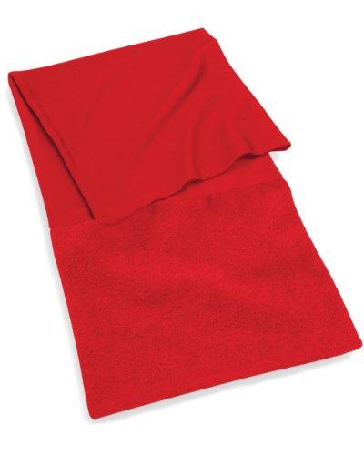Beechfield Morf SupraFleece Schlauchschal, verschiedene Farben, Rot, Einheitsgröße