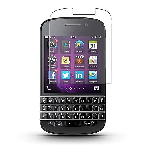 Vaxson 4 Stück Schutzfolie, kompatibel mit BlackBerry Q10, Bildschirmschutzfolie TPU Folie Displayschutz [nicht Panzerglas Hülle Hülle ]