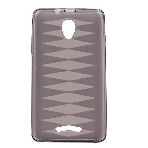 Yongse Original Silikon Schutzhülle für Uhappy Up520 Smartphone (Farbe: schwarz)