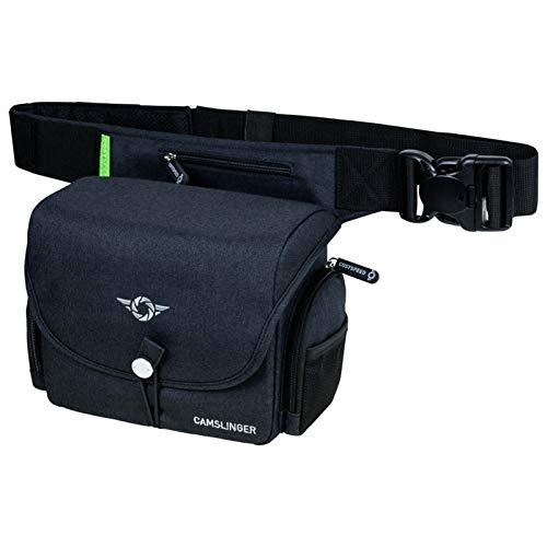 COSYSPEED CAMSLINGER Outdoor MKIII Schwarz Kamera-Hüfttasche