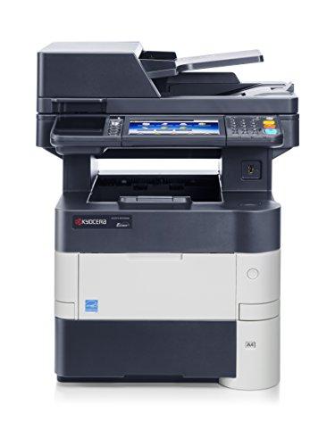 Kyocera Ecosys M3550idn Laser Multifunktionsgerät (Scanner, Kopierer, Drucker, USB 2.0) grau