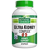 SUPPORT YOUR KIDNEYS: Every day your kidneys process about 200 quarts of blood and filter about 2 quarts of waste. Support these essential organs with Botanic Choice Ultra Kidney Capsules. Take 2 capsules once daily (with a meal). HELPS FLUSH HARMFUL...