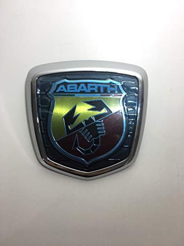 Abarth Stemma Logo FREGIO Fiat 500 Posteriore Baule Cinquecento Originale