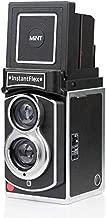 InstantFlex TL70 2.0 Instant Film Camera f=61 mm (Black)