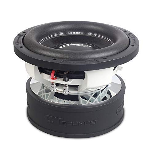 CT Sounds Meso 10 Inch Car Subwoofer 1500w...