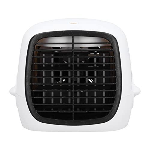 Gaeirt Ventilador de Refrigeración De Escritorio, Ventilador de Acondicionamiento de Refrigeración USB Ventiladores de Mesa Eléctricos Ventiladores Ultrasónicos de Verano para el Hogar, Dormitorio
