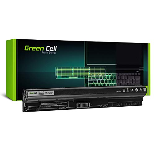 Green Cell Batteria Dell M5Y1K WKRJ2 K185W per Portatile Dell Inspiron 15 5555 5558 5559 17 5755 5758 5759 15 5551 5552 3551 3552 3555 3558 3567 14 3451 3452 Vostro 3558 3559 3568 Latitude 3470 3570