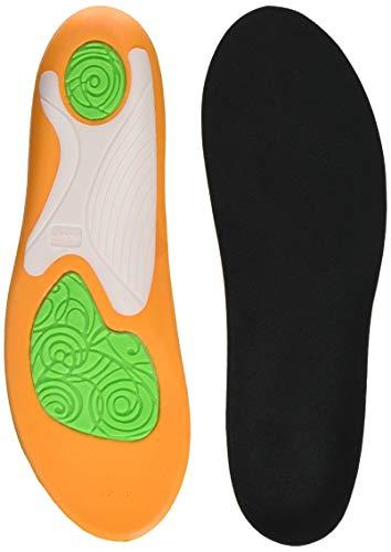 Bama Gel Support Sneaker Sohle, Einlegesohle für besonderen Komfort in Sneakern und Freizeitschuhen, Größe: 36/37