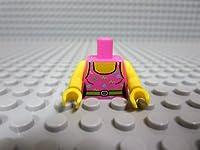 レゴ ミニフィグ 【トルソー】 941_Dark Pink