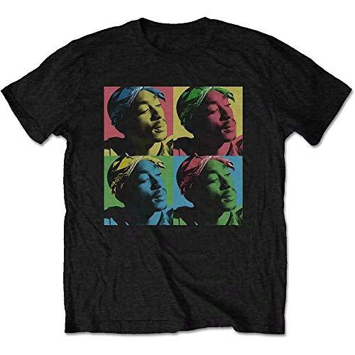 Tupac Pop Art Rap muziek 2Pac Shakur alle ogen op mij zwart T-shirt