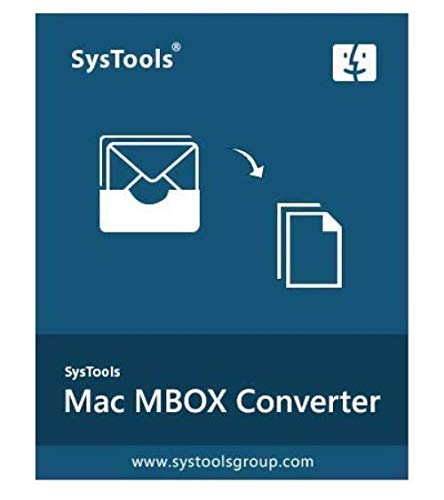 SysTools Convertitore MAC MBOX(Consegna e-mail-No CD)