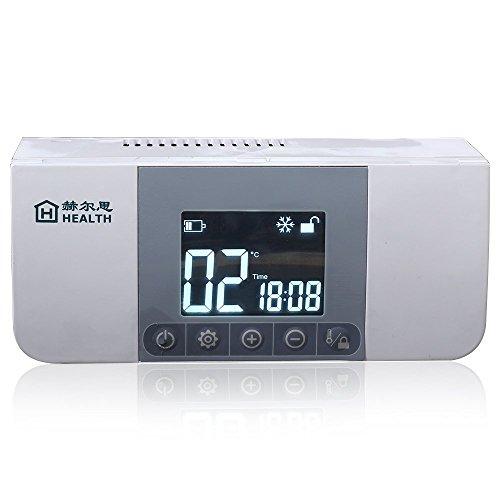 Diabete mini frigo, l'insulina portatile frigo, incubatori di viaggio, custodia insulina, ricaricabile, temperatura di conservazione di 2-8 ° C