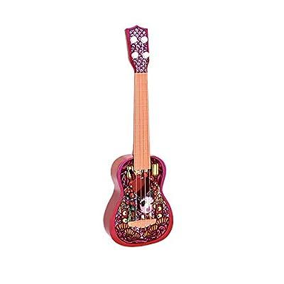 Amazon - Save 80%: Kids Plastic Toy Sturdy Ukulele Nontoxic Musical Instrument Fashion Trend…