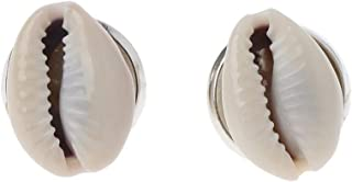 Best cowrie shell stud earrings Reviews