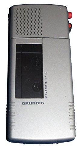GRUNDIG SH 20 Diktiergerät für Steno-Kassetten