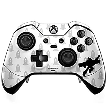 Skinit Decal Gaming Skin Compatible with Xbox One Elite Controller - Officially Licensed Disney Buzz Lightyear Silhouette Design