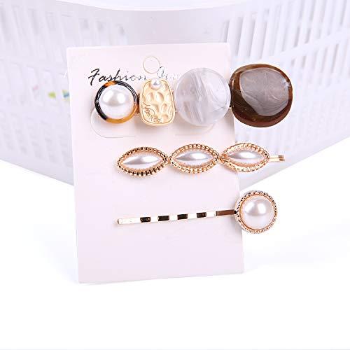Horquillas de pelo de perlas para mujeres, horquillas de pelo de perla, para regalos, bodas, perlas, joyas para el pelo, para niñas y mujeres