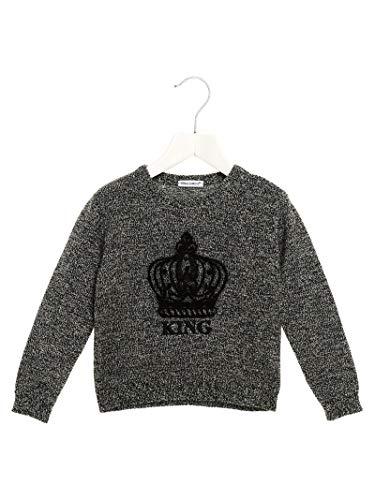 Luxury Fashion | Dolce E Gabbana Baby-jongens L1KW41JAMYKS9000 Grijs Kasjmier Truien | Herfst-winter 19