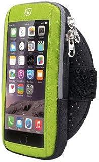 TT WARE Running Touch Screen Outdoor Sport Arm Bag Phone Bag-Green-S