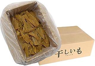 訳あり 茨城県産 干し芋 紅はるか 切甲(切り落とし)1kg箱入り