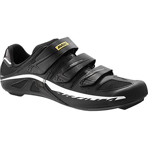 Mavic Aksium II Road Shoes (13.5, Black/White/Black)