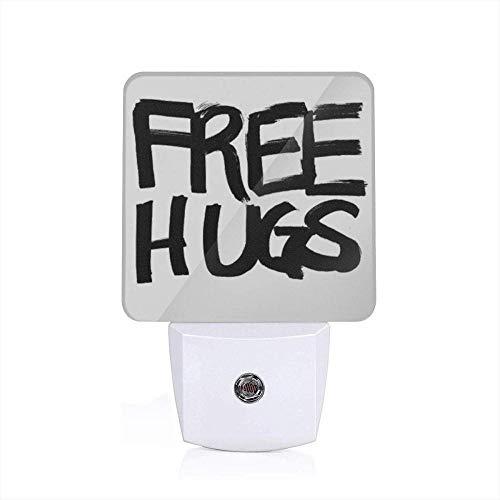 Gratis knuffels kwekerij en kinderen kamer nacht lichten-UK_wit