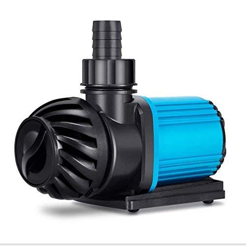 L@LILI Frequenzumwandlung Submersible Pumpe 20 Speed Anpassung-Ultra Quiet Dc24v Low Voltage Variable Frequency Pump, Ac220v Aquarium Circulation Pump Pump Pump Pump Pump Pump Pump,12000L