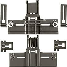 6 Packs UPGRADED W10350376(2) W10195840(2) W10195839(2) Dishwasher part,W/ 0.9 In Diameter Wheel, Dishwasher Parts Upper Rack,model w10350374,w10195840