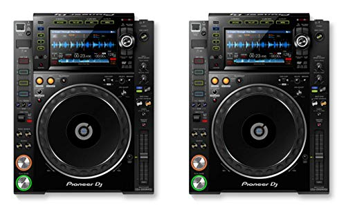 Check Out This Pioneer DJ CDJ-2000 NXS2 Bundle (Pair)