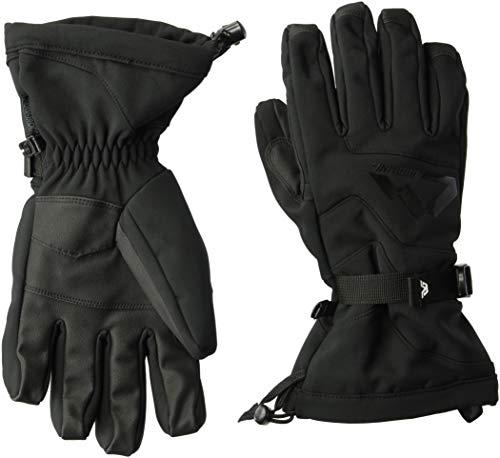 Gordini Men's Fall Line Iv Waterproof Insulated Gloves, Black, Large