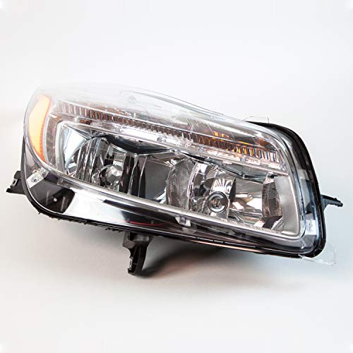 TYC 20-9241-00-1 Compatible with Buick Regal Right Replacement Head Lamp