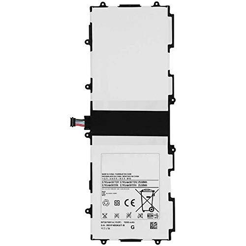 Ellenne Batteria Compatibile con Samsung Galaxy Tab 2 10.1 P5100 SP3676B1A Alta capacità 7000MAH con Kit SMONTAGGIO Incluso