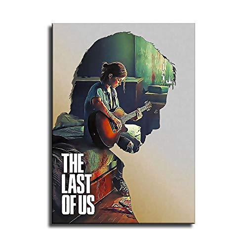 Póster de The Last of Us de Yzy Game Póster de The Last of