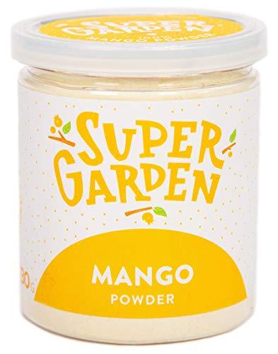 Supergarden gefriergetrocknete tropische Früchte und Beeren Pulver (Mango pulver)