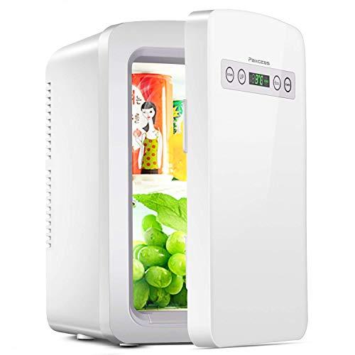 Paxcess冷蔵庫小型-9°C~60°C10L冷温庫温度調節LCD温度表示家庭用車載用小型冷温庫ミニ冷蔵庫保温/保冷2システム保冷温庫自動車用2WAY電源小型冷蔵庫省エネ軽量エコタイプ