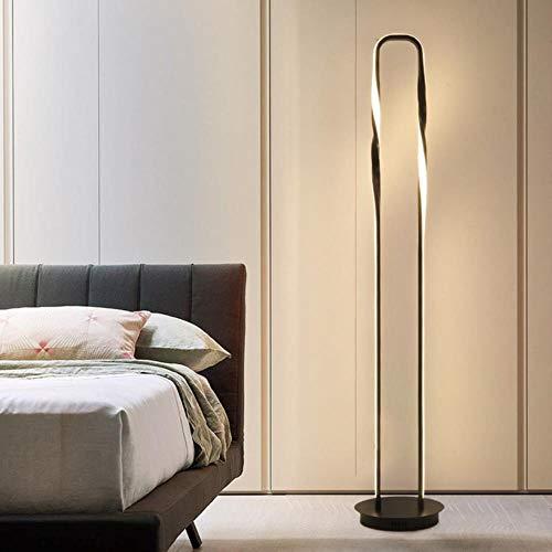 Creatieve Vloerlamp Woonkamer Onafhankelijke Sfeer lamp Lood lamp Vloerlamp Kamer Decoratie Vloerlamp