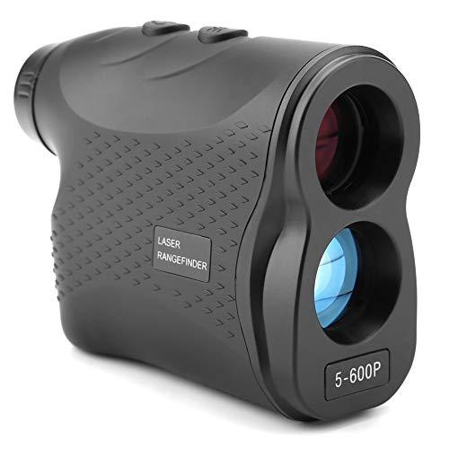 frenma 【𝐖𝐞𝐢𝐡𝐧𝐚𝐜𝐡𝐭𝐬𝐠𝐞𝐬𝐜𝐡𝐞𝐧𝐤】 Sportlaser Golf/Jagd Entfernungsmesser Wasserdichtes Teleskop Entfernung Höhe Geschwindigkeitsmesser LR600P 6X Vergrößerung Klare Sicht