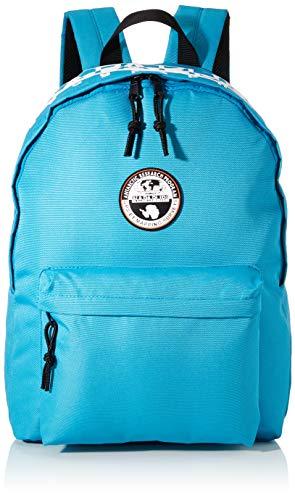 NAPAPIJRI Unisex Happy Daypack Re Luggage - Carry-On Luggage, Reef Turchese. (Turchese) - NP0A4E9U