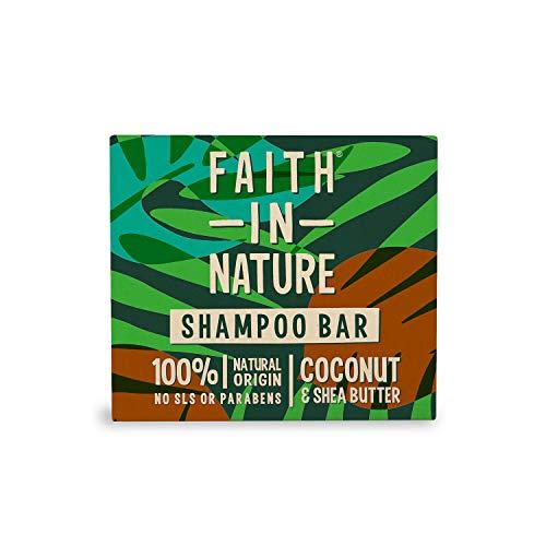 Faith In Nature Shampoo Solido Naturale